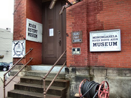 River History Museum in Monongahela PA