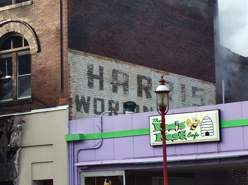 Harris Workingman's Store