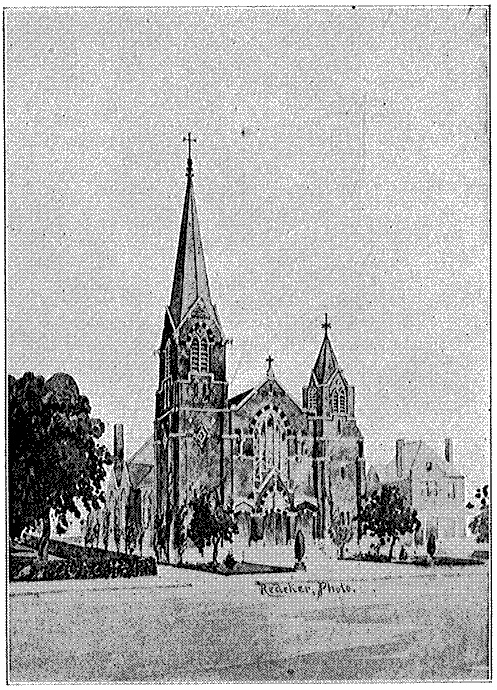 Transfiguration Church Illustration