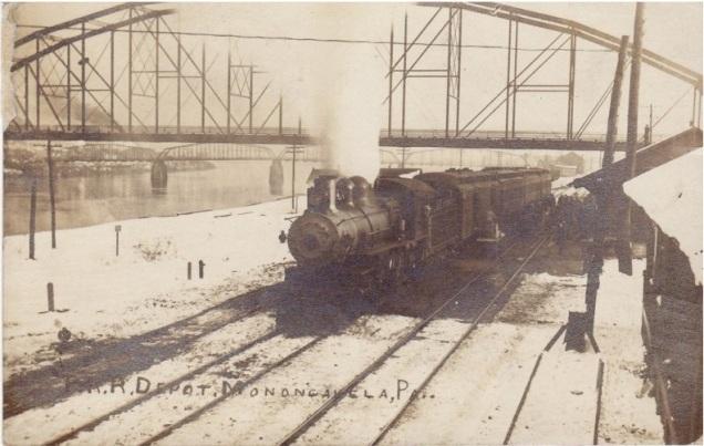 Prr 1911 Train Depot