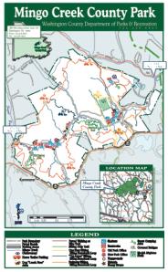 Mingo Park Map