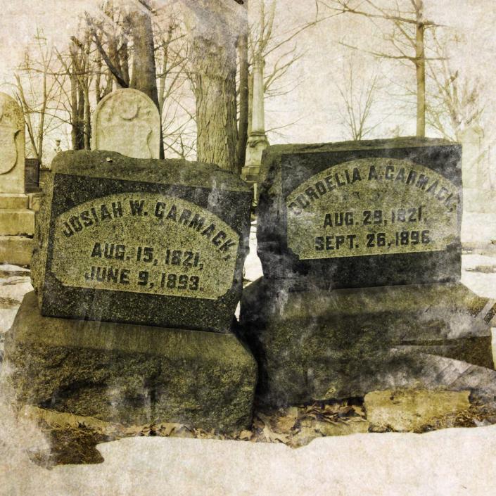monongahela cemetery tombstones